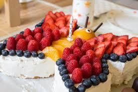 einfache torte für anfänger schmetterlingstorte zum