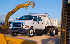 2012 Ford F-650 Dump Truck First Test - Motor Trend