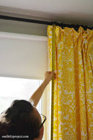 Blackout Curtain Liners Canada by How To Make Blackout Curtains Tutorial Curtain Tutorial