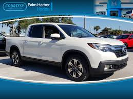100 New Honda Truck 2019 Ridgeline RTLT FWD For Sale Serving Tampa FL