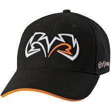 Rival Boxing Logo Baseball Cap BlackOrangeWhite Walmartcom