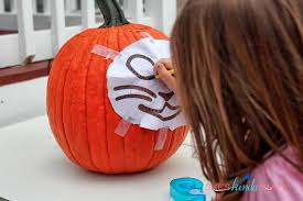 Pumpkin Masters Watermelon Carving Kit by Easy Pumpkin Carving With Pumpkin Masters Shes Kinda Crafty