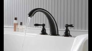 Pfister Pasadena Faucet Amazon by Delta Foundations Ob Roman Tub Trim Youtube