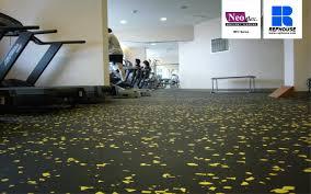 Neoflex Rubber Flooring