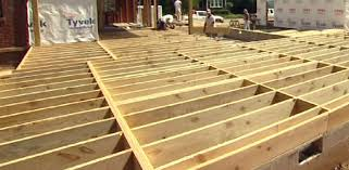 Floor Joist Bracing Spacing by Floor Joist Spans For Home Building Projects Today U0027s Homeowner