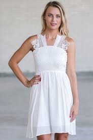 white dresses for women ivory u0026 off white lace dresses lily