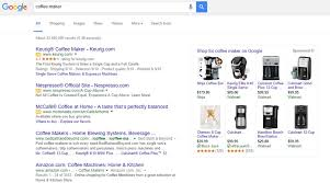 Cuisinart Coffee Maker Bed Bath Beyond by Google Gets Rid Of Right Side Ads On Serps