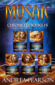 Mosaic Chronicles Books 1 5 Ebook By Andrea Pearson