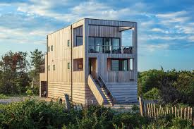 104 Beach Houses Architecture This House In Charlestown Offers A Modern Take On Coastal