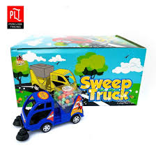 100 Snack Truck Sweep Candy Toy 1 Outer X 12Pcs Foods Wholesale Supply