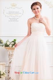 shallow end qian mo stylish wedding dresses pregnant small dress