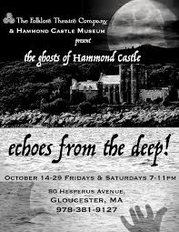 Hammond Castle Halloween by The Awesome Foundation Ghosts Of Hammond Castle Echoes From The