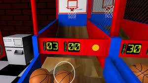 Arcade Basketball VR Cardboard Screenshot
