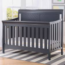Thomasville Dover 3 In 1 Convertible Sleigh Crib Gray Product ... Stanley Young America Boardwalk Builttogrow Acclaim Convertible The Backyard Boutique By Five To Nine Furnishings Pottery Barn Crib Creative Ideas Of Baby Cribs Larkin Espresso Blankets Swaddlings White With Kids Nursery Event Httpmonikahibbscom Oh Be Best 25 Crib Ideas On Pinterest Barn Discount Register Mat Sleigh As Well Quinn Laurel 4in1 Davinci Blythe Cot Vintage Grey