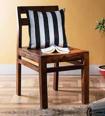Ottawa Dining Chair In Honey Oak Finish On Rent