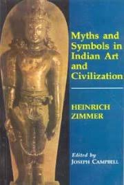 Myths And Symbols In Indian Art Civilization By Heinrich Zimmer