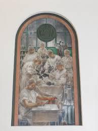 harlem hospital crimi mural new york ny living new deal
