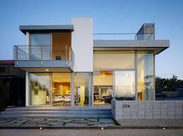 100 Single Storey Contemporary House Designs Design New Modern Story Small