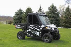 Polaris Ranger dorr graphics