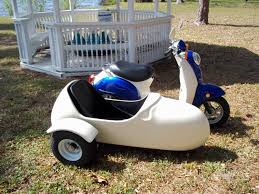 My Honda Metropolitan Costs Me About 5 Dollars To Fill The Tank And I Get Close A 100 Miles Gallon Even With Sidecar Attached