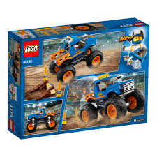 60180 LEGO City Great Vehicles Monster Truck 192 Pieces Age 6+ New ... Tagged Monster Truck Brickset Lego Set Guide And Database City 60055 Brick Radar Technic 6x6 All Terrain Tow 42070 Toyworld 70907 Killer Croc Tailgator Brickipedia Fandom Powered By Wikia Lego 9398 4x4 Crawler Includes Remote Power Building Itructions Youtube 800 Hamleys For Toys Games Buy Online In India Kheliya Energy Baja Recoil Nico71s Creations Monster Truck Uncle Petes Ckmodelcars 60180 Monstertruck Ean 5702016077490 Brickcon Seattle Brickconorg Heath Ashli
