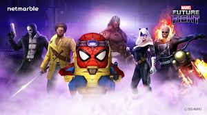 Halloween Theme Park by Marvel Future Fight Unveils Frightening New Features In Halloween