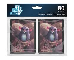 starcitygames com sleeves creature collection rat supplies