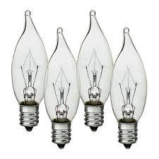 sylvania 13328 40 watt candelabra bulb