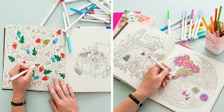 Namaste And Color Adult Coloring Books For The Kid In You