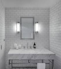 gray subway tile bathroom new basement and tile ideasmetatitle