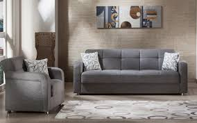 Istikbal Sofa Bed Assembly by Vision Diego Gray L Istikbal Furniture
