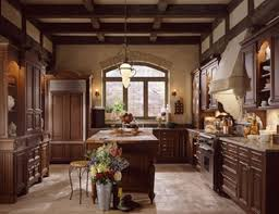 Shining Rustic Italian Kitchen Decor Homes Gallery