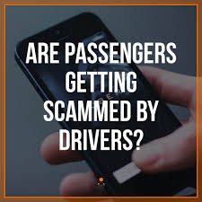 Are Passengers Getting Scammed By Drivers Rideshare News