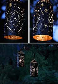 Punched Tin Lamp Shades Uk by 100 Large Punched Tin Lamp Shades Pine Cone U0026 Chickadee