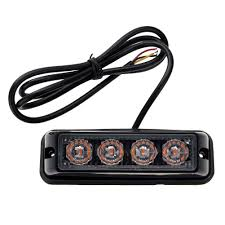 Waterproof 18W 115Lm 4 LED Red Truck Strobe Light High Power Trailer ... Light Bars Auto Accsories The Home Depot 4 Led Strobe Lights Car Truck Emergency Flash Waterproof Led For Trucks Best Of 1w Solar Powered 24 7 6 Beacon Medium Rectangular High Power Elite Ford Offers 700 Msrp Factory On Every 2016 Fseries 2pcs Quality Strobe Surface Mount Amber Visor Warning 20 Photo New Cars And Installed 2015 Silverado Hd Or 2014 1500 Xyivyg Red 54 Hazard Vehicle Police Grill Trucklite Super 60 Integral Kit 60120y