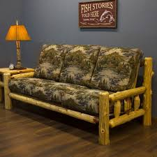 Adorable Rustic Sofa With Blog Cozy Cabin Rustics