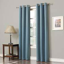 Absolute Zero Curtains Walmart by Thermalogic Weathermate Grommet Curtain Panel One Pair Hayneedle