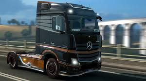 SCS Software's Blog: Get Behind The Wheel Of Mercedes-Benz New ...