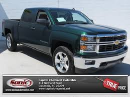 Chevrolet Columbia 19 silverado green Chevrolet Used Cars in