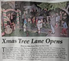Christmas Tree Lane Alameda 2014 by Christmas Tree Lane Alameda Home Facebook