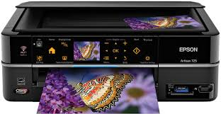 Epson Artisan 725 Color Inkjet All In One C11CA74201 Amazonca