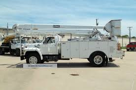 100 Forestry Bucket Truck For Sale 1993 D F700 Used S For At