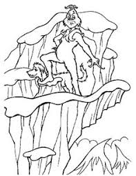 Whoville Coloring Pages Printable Book Ideas