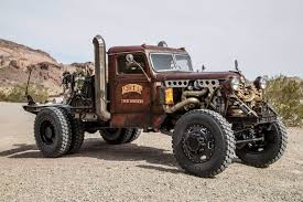100 Rat Rod Semi Truck Builds WelderUp