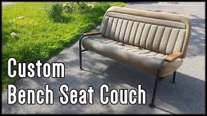 GMC Bench Seat Couch - YouTube Auto Drive Bench Seat Protector Walmartcom Realtree Switch Back Cover Camo Truck Covers Chevy 8898 And Van Personable New Judelaw And 791983 Dodge Standard Cab Front Upholstery Kit U801 6772 Velocity Ricks Custom Amazoncom Pickup Baja Inca Saddle Blanket Fits Pink 1997 1986 Symbianologyinfo 81 87 C10 Houndstooth Seat Covers 1995 Split Ford F250 I Really Want To Do A Rugged Distressed Brown Leather Bench