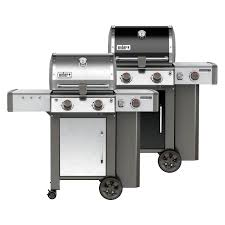 Patio Bistro 240 Instructions by Weber Genesis Ii Gas Grill Collection Comparison Bbq Guys