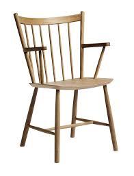 j42 j 42 stuhl eiche matt lackiert hay
