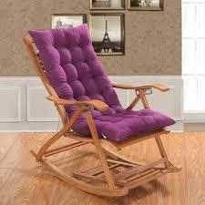100 Jumbo Rocking Chair Amazoncom SQINAA Cushions In WinterBackrest