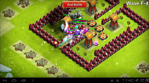 Pumpkin Duke Castle Clash 99 by Castle Clash Arena Tips Deathbox Wave F Townhall 16 How Not