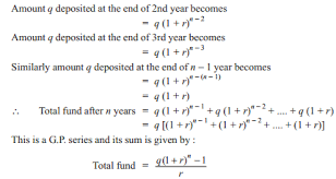 Sinking Fund Formula Derivation by Different Methods Of Determining Depreciation Of Power Plant